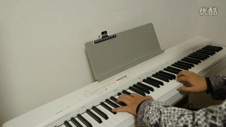 遇见 钢琴曲 原版