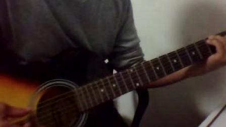 吉他弹奏《外婆的澎湖湾》