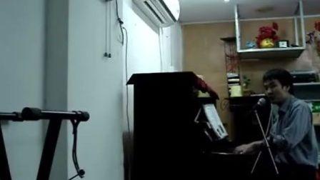 波波钢琴弹唱《外婆的澎湖湾》
