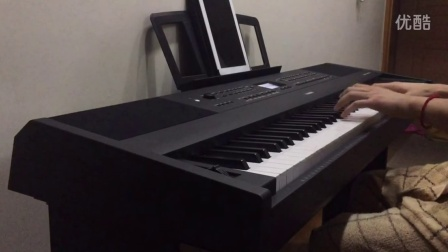 钢琴版《稻香》