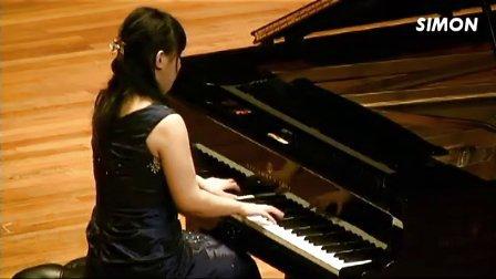钢琴曲 浏阳河