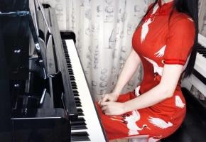 【钢琴】《琉璃新月》HITA ——《天下3》