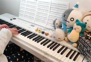 IU「Blueming」钢琴改编