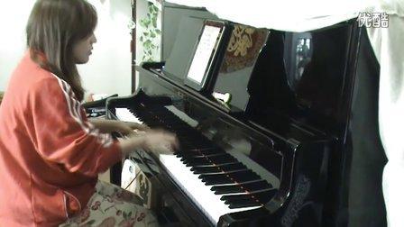 胡夏《那些年》钢琴视奏台湾版