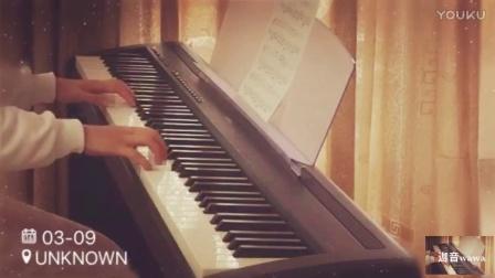 《送别》钢琴版 电钢琴 合适