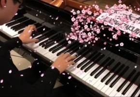 """天下无敌的""""千本樱""""钢琴改编曲"""