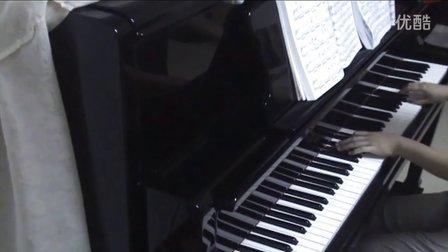 经典歌曲《送别》钢琴视奏版