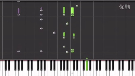 EXO  十二月的奇迹 钢琴