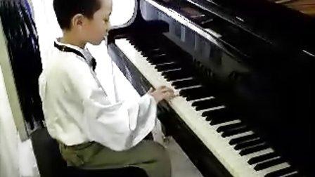 《喜羊羊与灰太狼》钢琴版-六