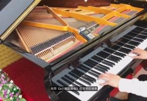 【钢琴】肖邦《a小调圆舞曲》三角钢琴版,让人听了就想跟着翩翩起舞的美妙古典音乐