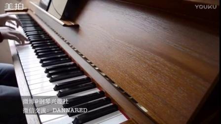 钢琴~我的歌声里