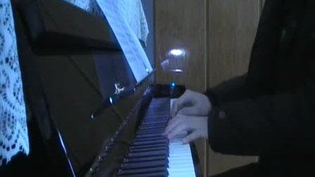 钢琴独奏JAY《彩虹》