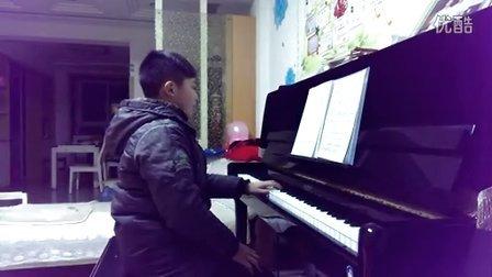 《同桌的你》钢琴试奏 葛老师