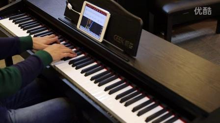Geek极客智能钢琴演奏赏析