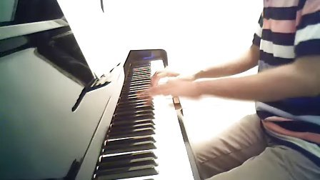 钢琴 昨日重现 Yester