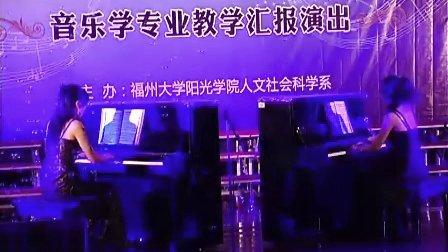钢琴曲《蓝色多瑙河》