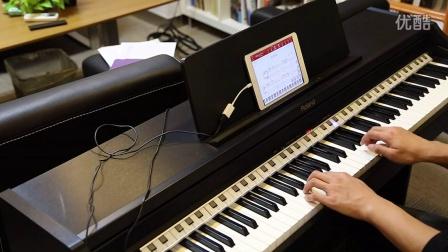 Geek极客智能钢琴学习机跟