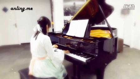 雅马哈三角钢琴演奏《青花瓷》