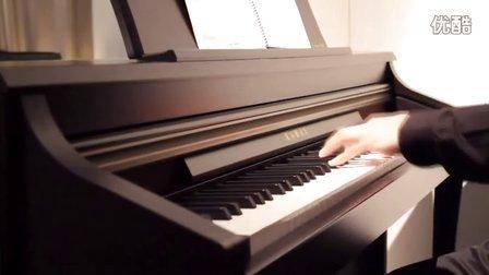「Rain」- Piano