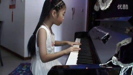 听妈妈讲那过去的事情 钢琴五