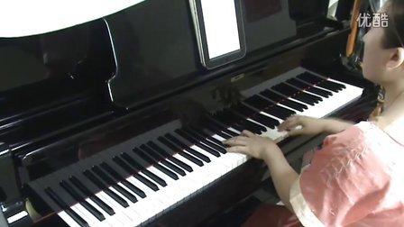 西游记《女儿情》钢琴视奏版