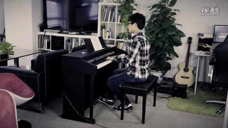 贝加尔湖畔 文武贝钢琴版