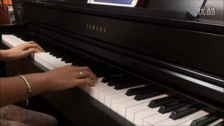 钢琴曲《青花瓷》 By朝晖小