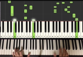 棉子勇气教学视频【姜创钢琴出品】