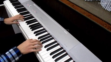 【电钢琴】假如爱有天意