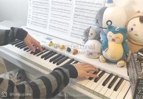 德鲁纳酒店片头曲 | 钢琴改编