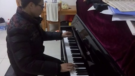 夜的钢琴曲五(立式钢琴)