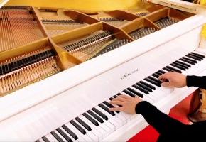 【钢琴】6415这四个和弦能够弹奏什么曲目呢?热门好歌无缝衔接,尽在其中!