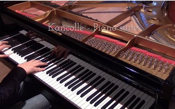 甲铁城的卡巴内利ED 钢琴版 A叔
