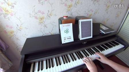 假如爱有天意 琴键狂舞钢琴曲