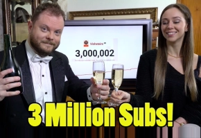 庆祝油管300万订阅!