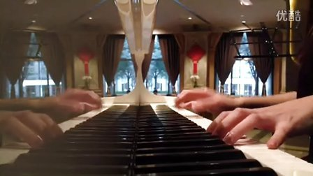 钢琴曲  你的泪水浸冷了夏天