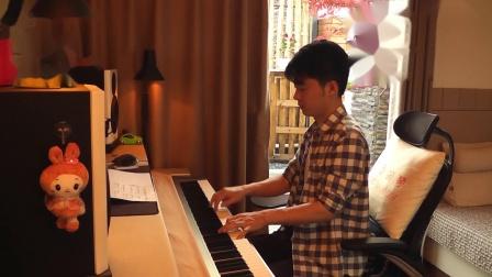 《夜色钢琴曲》爱很简单 - 赵海洋 演奏视频