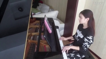 刚好遇见你 钢琴版