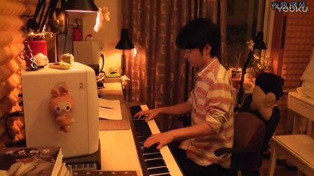 张碧晨《花心》夜色钢琴曲赵海洋 春去春会来 花谢花会再开