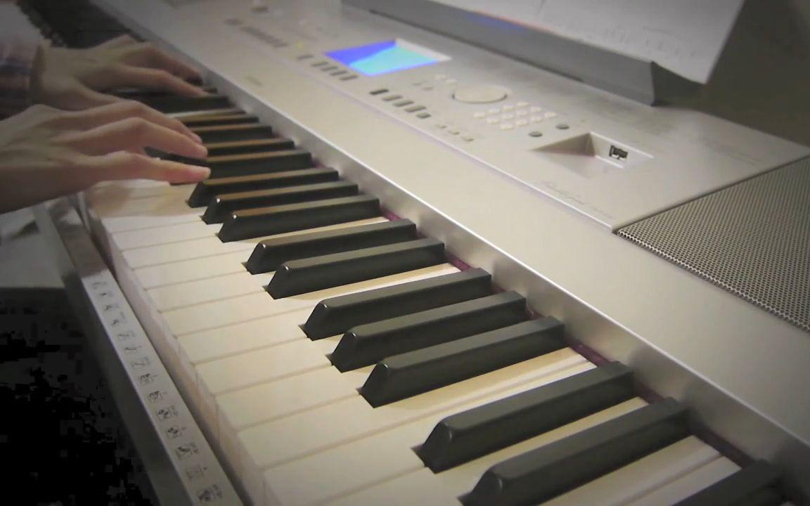【钢琴】奇迹之山 - Miracle Mountain