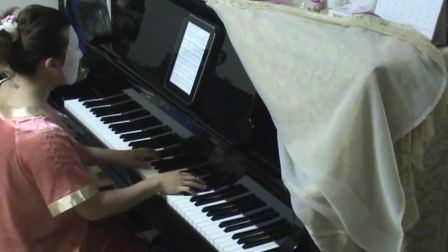 曲婉婷《我的歌声里》钢琴视奏