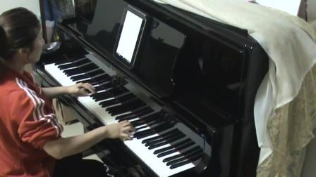 灰色空间《假如爱有天意》钢琴