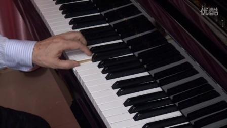 拜厄钢琴基本教程60跟我练_