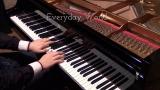 【Animenz】Everyday world钢琴 - 我的青春恋爱物语果然有问题第二季ED