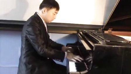 钢琴刘杰《中华人民共和国国歌