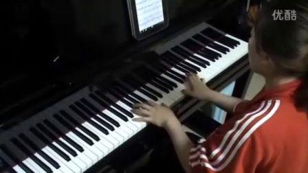 张国荣《与谁共鸣》钢琴视奏版