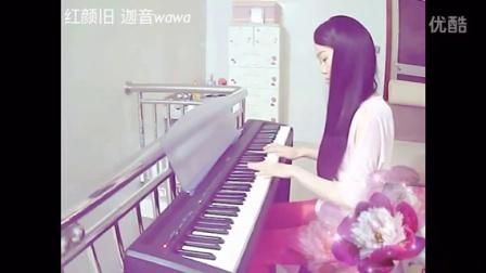 红颜旧 钢琴曲 《琅琊榜》《