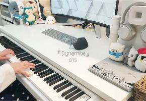 BTS「Dynamite」钢琴改编