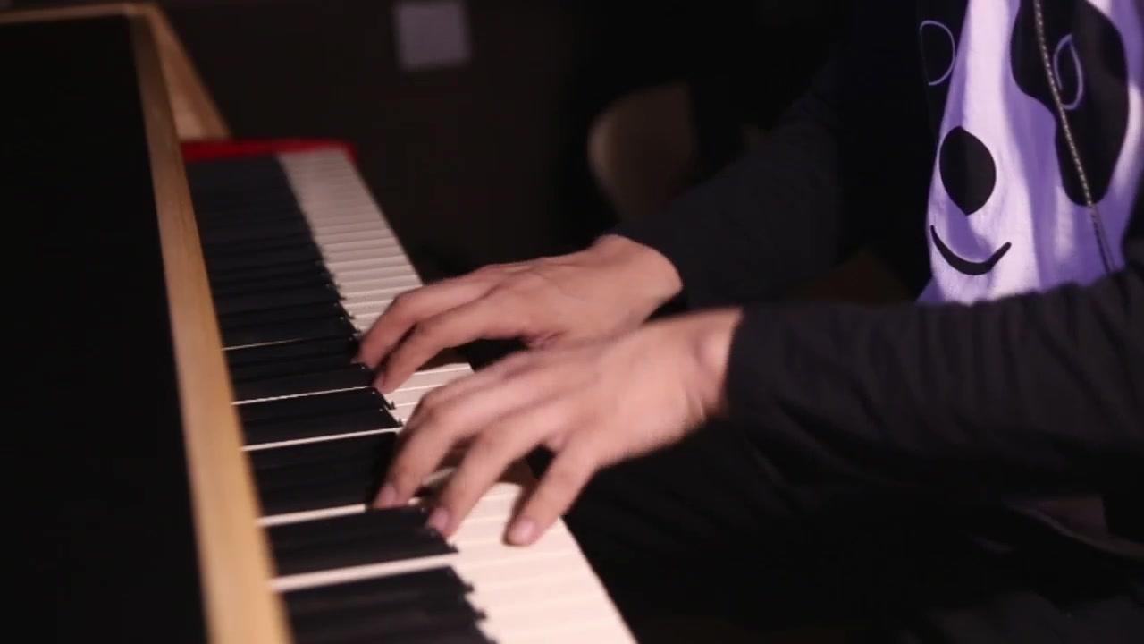【钢琴】树读 COVER 王俊凯