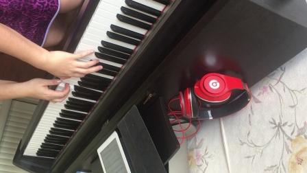 薛之谦最新单曲《我害怕》钢琴